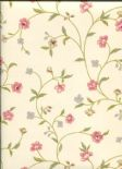 Waverly Cottage Wallpaper Bellisima Vine 326184 By Rasch Textil For Brian Yates